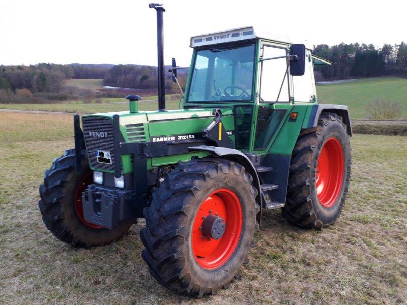 Traktor του τύπου Fendt 312 LSA, Gebrauchtmaschine σε Wiesenttal (Φωτογραφία 1)