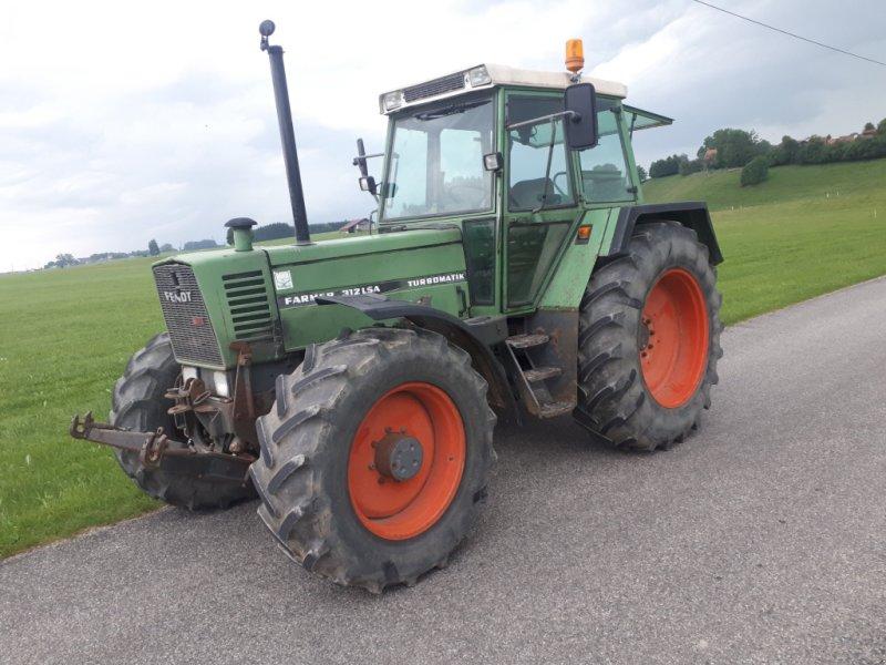 Traktor типа Fendt 312 LSA, Gebrauchtmaschine в Aitrang (Фотография 1)