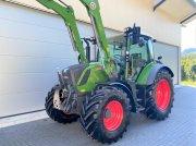 Traktor des Typs Fendt 312 S4 Profi mit Frontlader naturegreen (313), Gebrauchtmaschine in Weigendorf