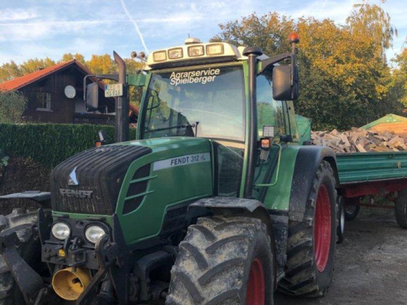Traktor des Typs Fendt 312 TMS Vario, Gebrauchtmaschine in Plattling (Bild 1)