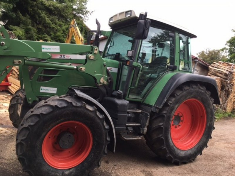 Traktor типа Fendt 312 TMS Vario, Gebrauchtmaschine в Wiggensbach (Фотография 1)