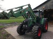 Fendt 312 Vario Med hauer 130 Frontlæsser Тракторы