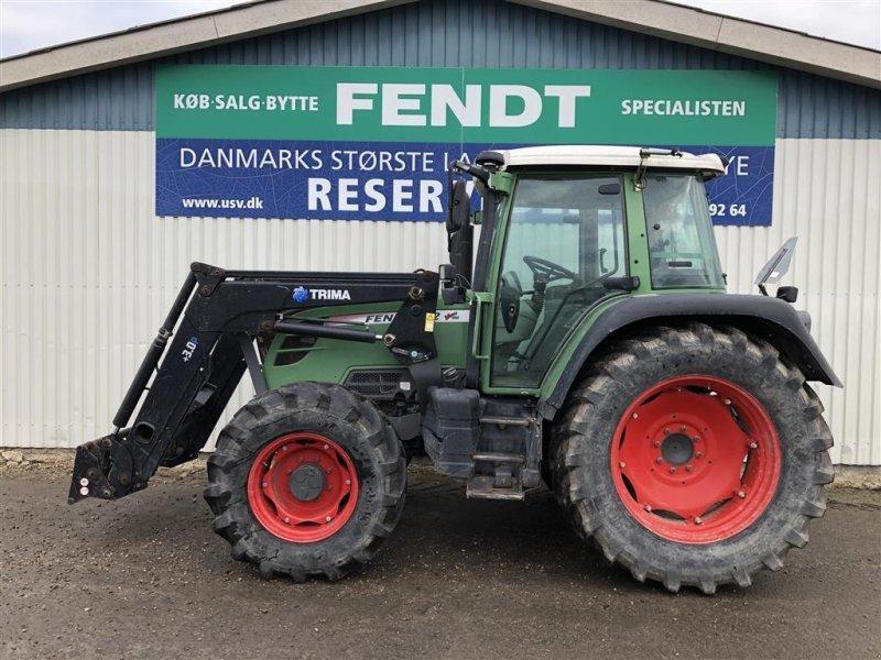 Traktor typu Fendt 312 Vario med læsser Trima +3.0P, Gebrauchtmaschine w Rødekro (Zdjęcie 1)