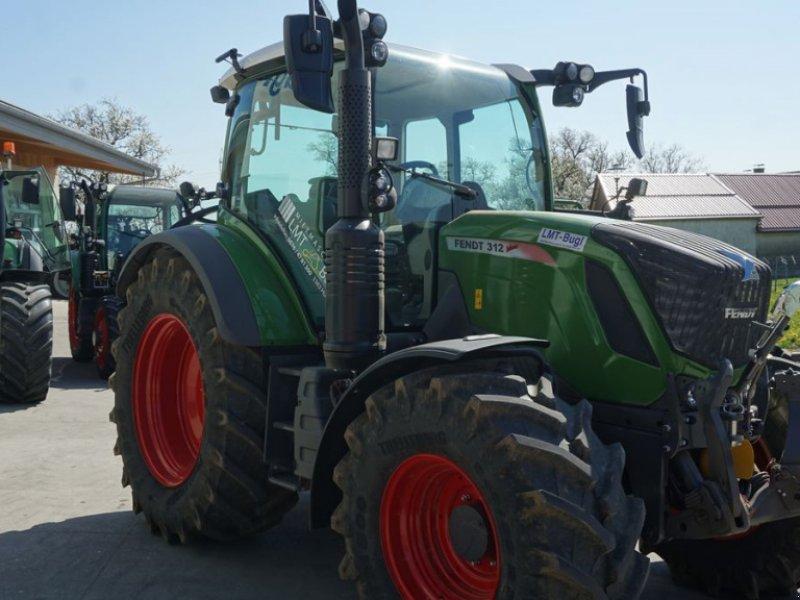 Traktor des Typs Fendt 312 Vario S4 Power, Gebrauchtmaschine in Hürm (Bild 4)