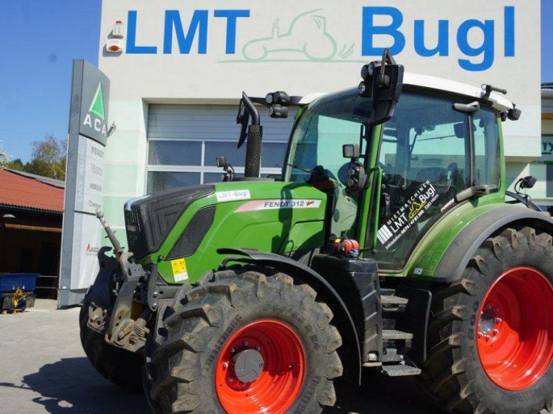 Traktor des Typs Fendt 312 Vario S4 Power, Gebrauchtmaschine in Hürm (Bild 1)