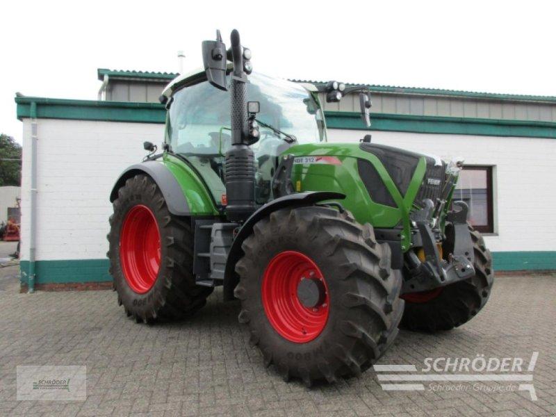 Traktor des Typs Fendt 312 VARIO S4 POWER, Gebrauchtmaschine in Wardenburg (Bild 1)