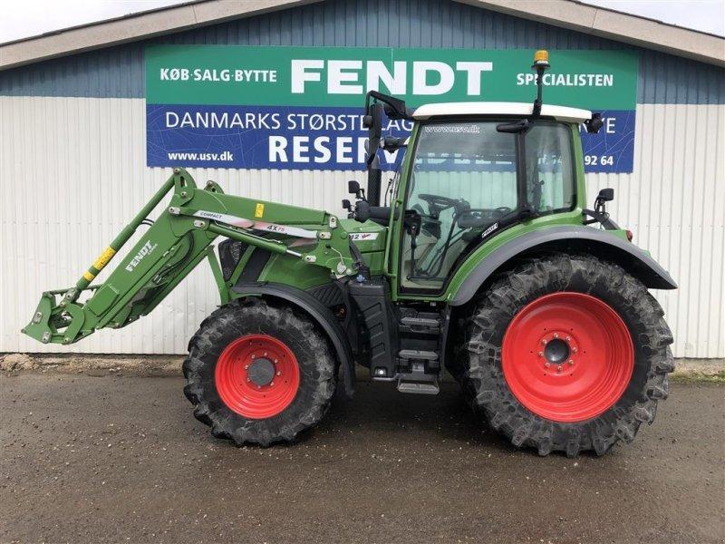 Traktor типа Fendt 312 Vario S4 Profi med Fendt compact 4x75 frontlæsser, Gebrauchtmaschine в Rødekro (Фотография 1)