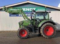Fendt 312 Vario S4 Profi med FL Cargo Compact 4x75 Traktor