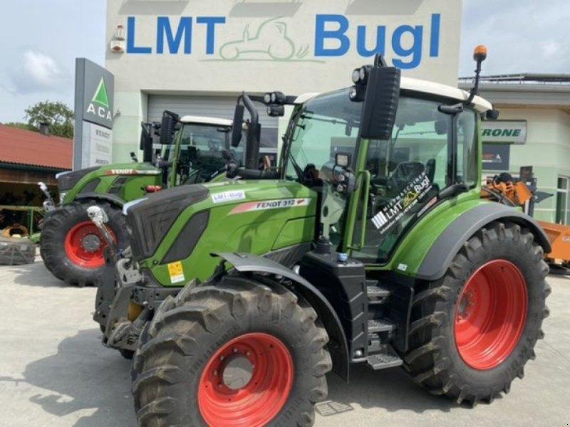 Traktor typu Fendt 312 Vario S4 Profi-Plus mit GPS, Gebrauchtmaschine w Hürm (Zdjęcie 1)