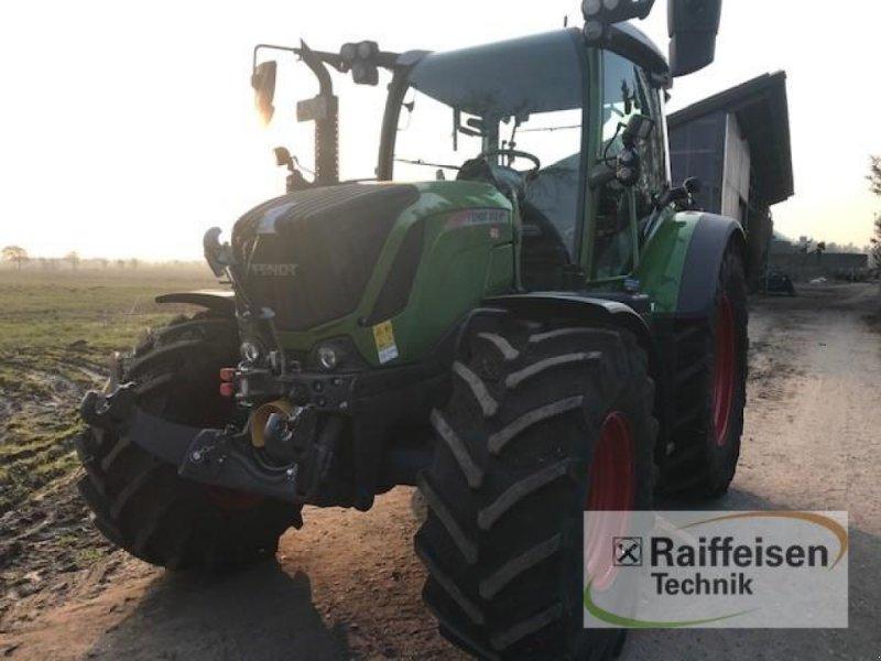 Traktor des Typs Fendt 312 Vario S4 ProfiPlus, Gebrauchtmaschine in Süderlügum (Bild 1)