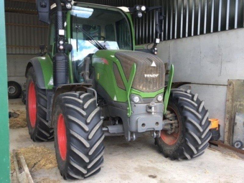 Traktor of the type Fendt 312 Vario S4, Gebrauchtmaschine in Grantham (Picture 1)