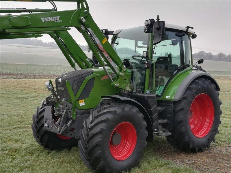 Traktor des Typs Fendt 312 Vario S4, Gebrauchtmaschine in Ostbayern (Bild 1)
