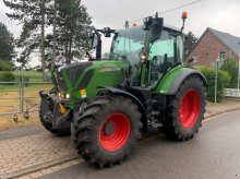 Traktor des Typs Fendt 312 Vario S4, Gebrauchtmaschine in Marsberg (Bild 1)