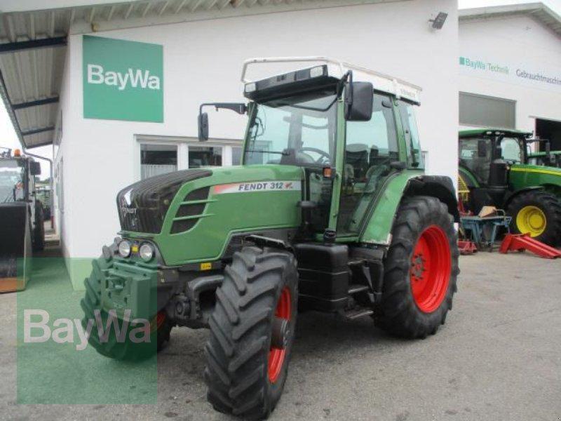 Traktor des Typs Fendt 312 VARIO TMS  #202, Gebrauchtmaschine in Schönau b.Tuntenhaus (Bild 1)