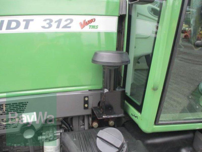 Traktor des Typs Fendt 312 VARIO TMS  #202, Gebrauchtmaschine in Schönau b.Tuntenhaus (Bild 9)