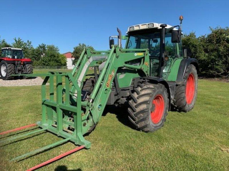 Traktor des Typs Fendt 312 Vario TMS m/frontlæsser., Gebrauchtmaschine in Sakskøbing (Bild 1)
