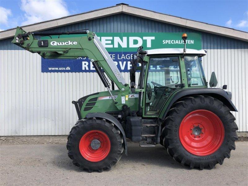Traktor типа Fendt 312 Vario TMS Med Ålø Q55 frontlæsser, Gebrauchtmaschine в Rødekro (Фотография 1)