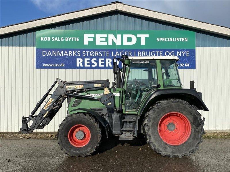 Traktor des Typs Fendt 312 Vario TMS med Stoll Robust F15 Frontlæsser, Gebrauchtmaschine in Rødekro (Bild 1)