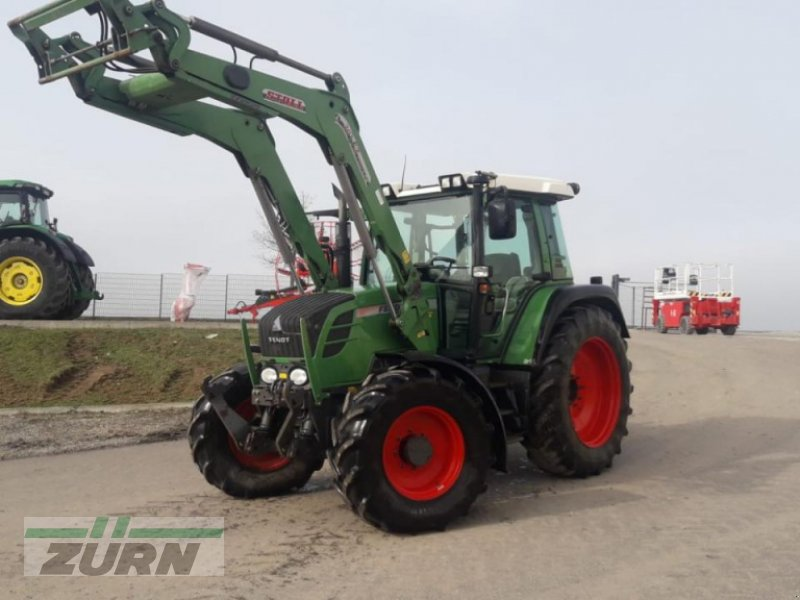 Traktor des Typs Fendt 312 Vario TMS, Gebrauchtmaschine in Buchen (Bild 1)