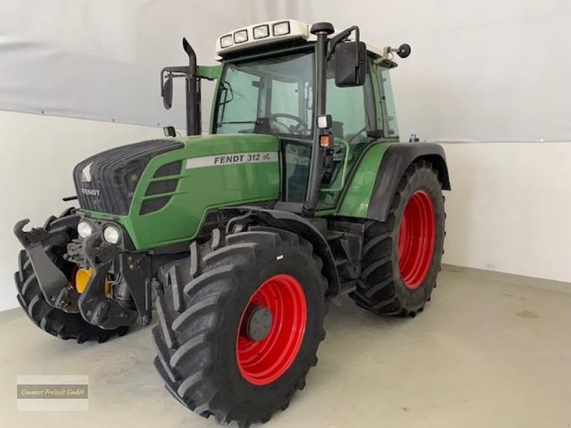 Traktor des Typs Fendt 312 Vario TMS, Gebrauchtmaschine in Hausen (Bild 1)