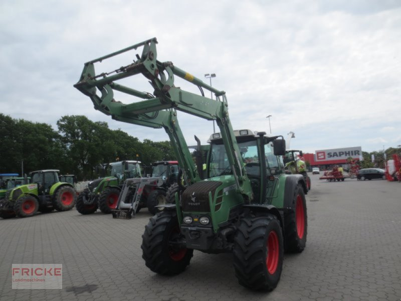 Traktor des Typs Fendt 312 VARIO TMS, Gebrauchtmaschine in Bockel - Gyhum (Bild 1)