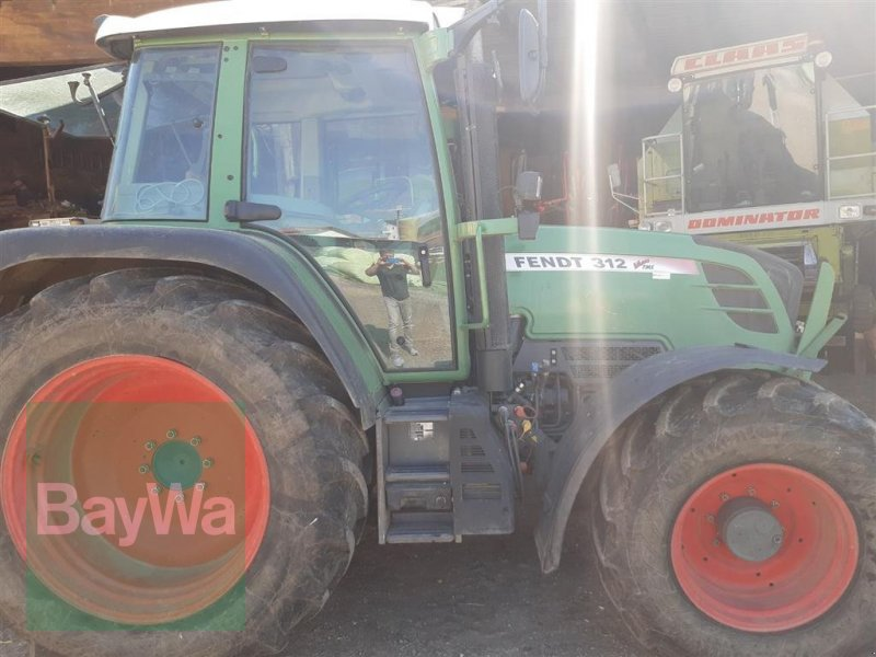 Traktor του τύπου Fendt 312 Vario, Gebrauchtmaschine σε Ehingen (Φωτογραφία 4)