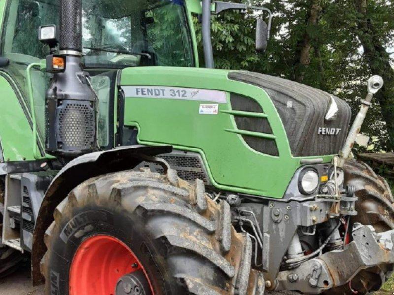 Traktor typu Fendt 312 Vario, Gebrauchtmaschine w Wippingen (Zdjęcie 1)