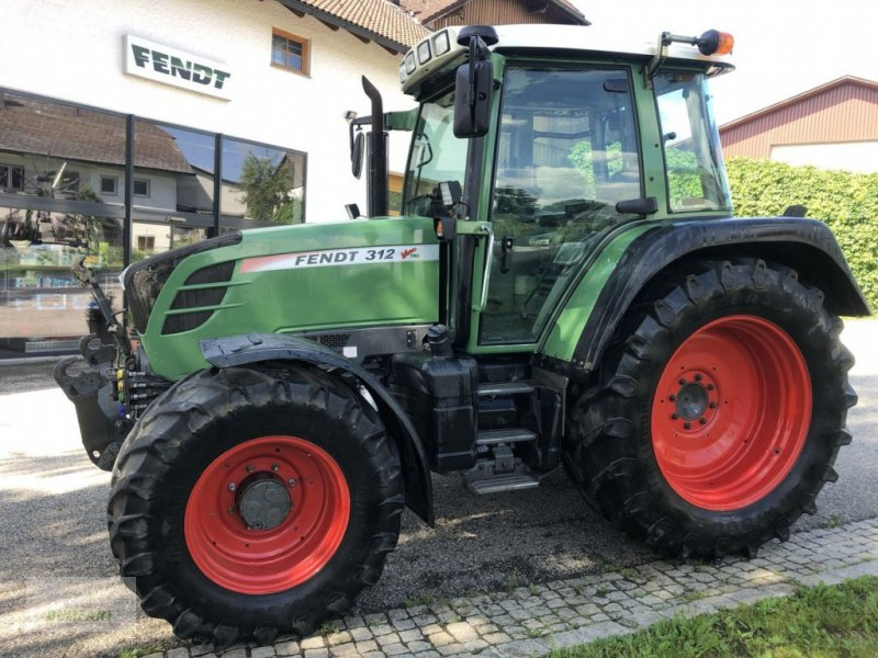 Traktor typu Fendt 312 Vario, Gebrauchtmaschine w Bad Leonfelden (Zdjęcie 1)