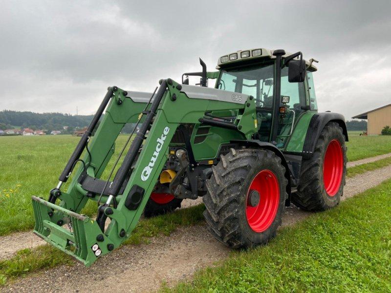 Traktor типа Fendt 312 Vario, Gebrauchtmaschine в Dirlewang (Фотография 1)