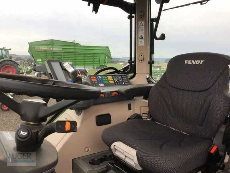 Traktor des Typs Fendt 312 Vario, Vorführmaschine in Putzleinsdorf (Bild 8)