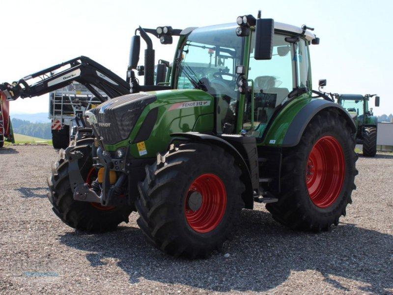 Traktor типа Fendt 312 Vario, Neumaschine в Putzleinsdorf (Фотография 7)