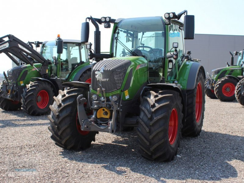 Traktor типа Fendt 312 Vario, Neumaschine в Putzleinsdorf (Фотография 8)