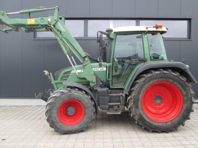 Traktor typu Fendt 312 Vario, Gebrauchtmaschine v Wülfershausen an der Saale (Obrázok 1)