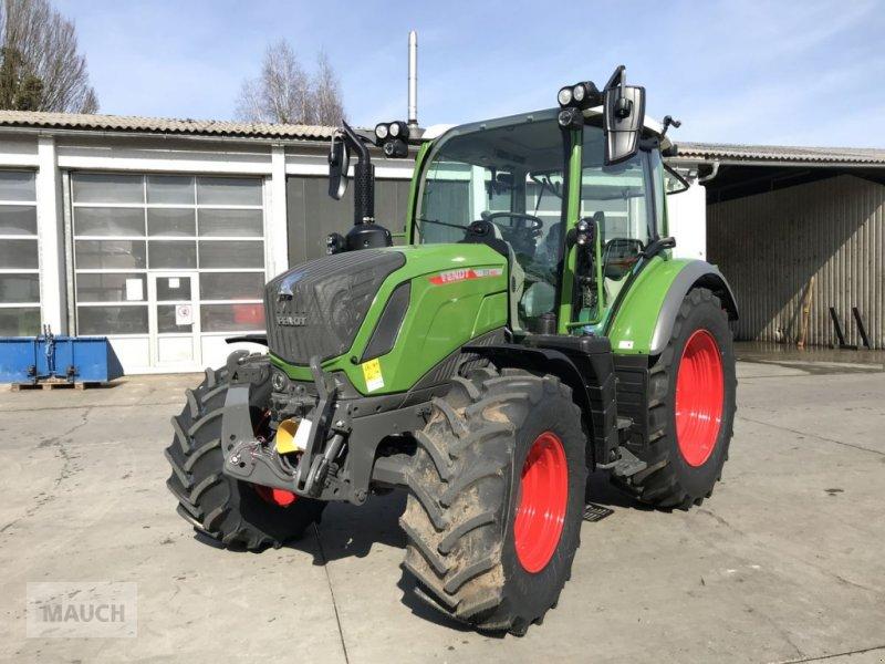 Traktor des Typs Fendt 312 Vario, Neumaschine in Burgkirchen (Bild 1)