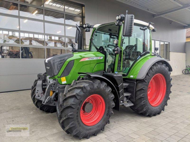 Traktor типа Fendt 312 Vario, Neumaschine в Senftenbach (Фотография 1)