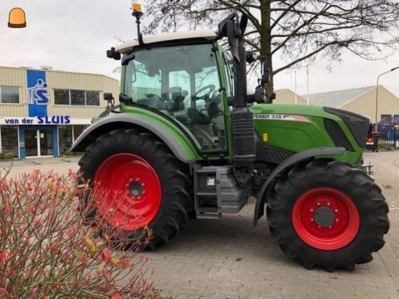 Traktor typu Fendt 312, Gebrauchtmaschine w Zoetermeer (Zdjęcie 1)