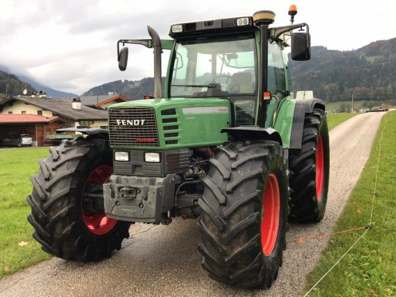 Traktor a típus Fendt 312E Turbomatik, gef, VA, letztes Modell,, Gebrauchtmaschine ekkor: Nussdorf (Kép 1)