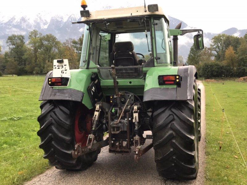Traktor a típus Fendt 312E Turbomatik, gef, VA, letztes Modell,, Gebrauchtmaschine ekkor: Nussdorf (Kép 7)