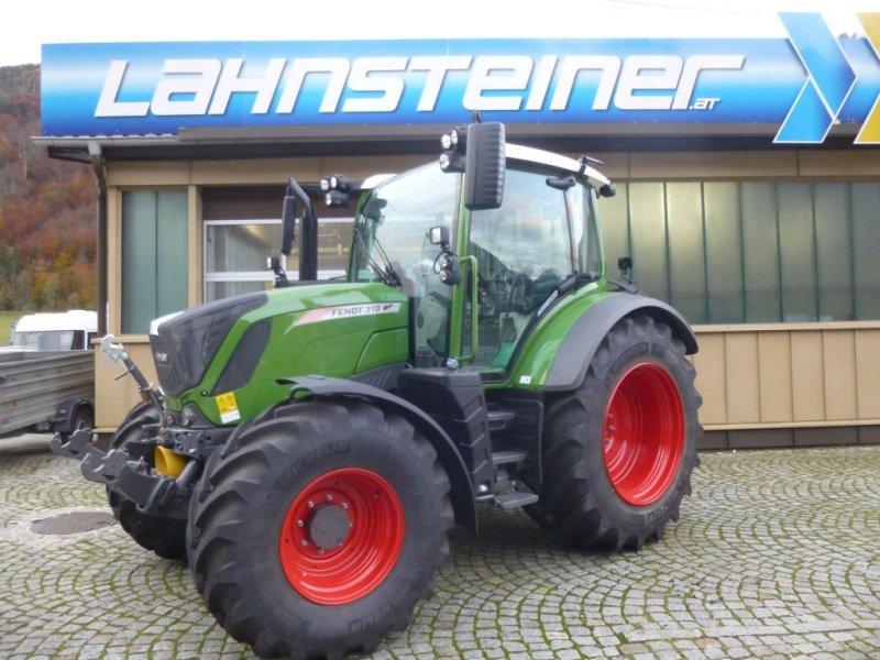 Traktor des Typs Fendt 312Vario Profi, Vorführmaschine in Ebensee (Bild 1)