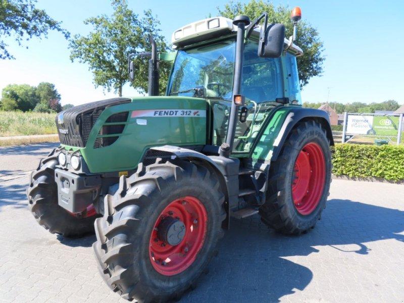 Traktor a típus Fendt 312vario / tms, Gebrauchtmaschine ekkor: Hapert (Kép 1)