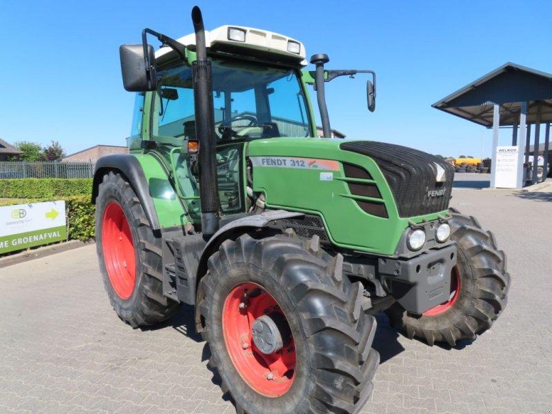 Traktor a típus Fendt 312vario / tms, Gebrauchtmaschine ekkor: Hapert (Kép 2)