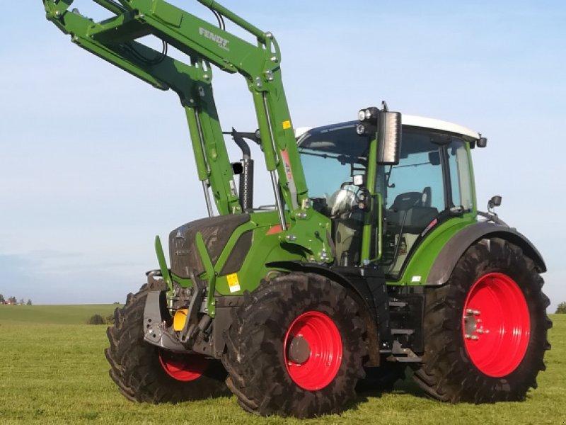 Traktor des Typs Fendt 313 Profi Plus, Gebrauchtmaschine in Ingenried (Bild 1)