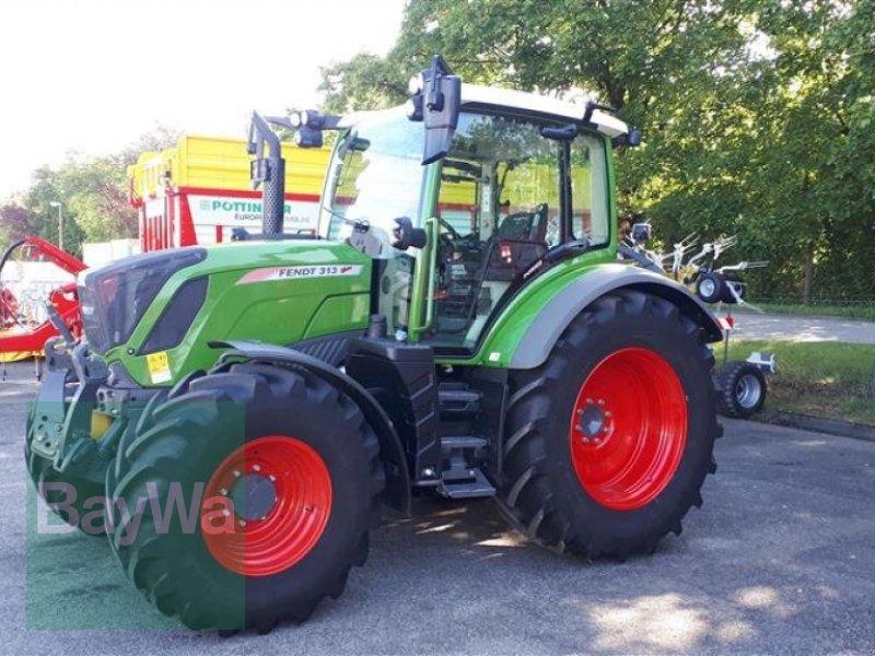 Traktor des Typs Fendt 313 S4 Power, Gebrauchtmaschine in Ravensburg (Bild 3)