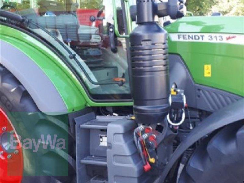 Traktor des Typs Fendt 313 S4 Power, Gebrauchtmaschine in Ravensburg (Bild 5)