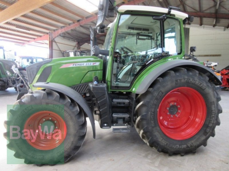 Traktor du type Fendt 313 S4 Power, Gebrauchtmaschine en Erbach (Photo 1)