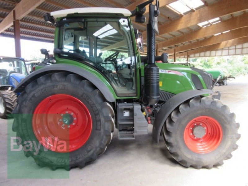 Traktor du type Fendt 313 S4 Power, Gebrauchtmaschine en Erbach (Photo 3)