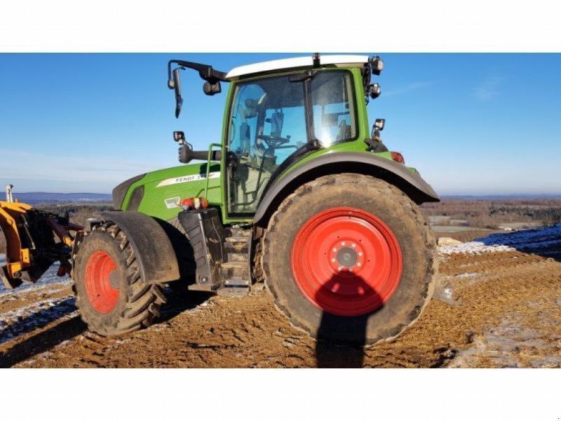 Traktor des Typs Fendt 313 - S4 Profi +, Gebrauchtmaschine in Levier (Bild 1)