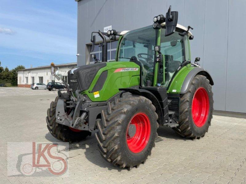 Traktor tipa Fendt 313 S4, Neumaschine u Starkenberg (Slika 1)