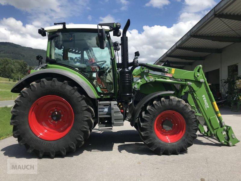 Traktor des Typs Fendt 313 Vario Power + FL Cargo 4X/75 DW, Neumaschine in Eben (Bild 6)