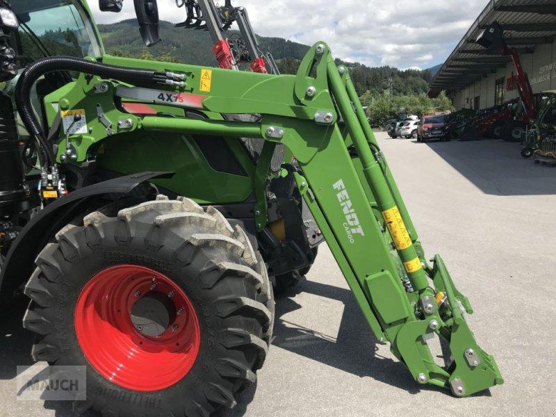Traktor des Typs Fendt 313 Vario Power + FL Cargo 4X/75 DW, Neumaschine in Eben (Bild 5)